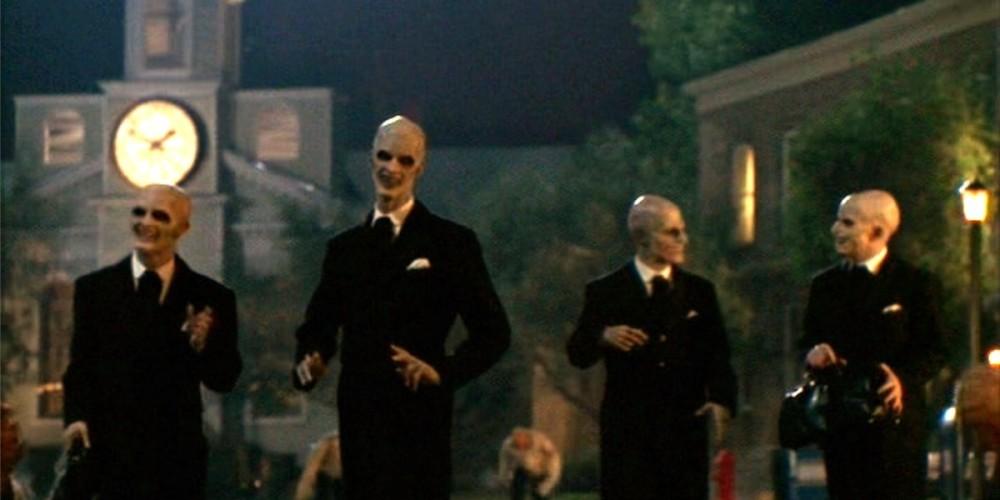 Hush? (Un silence de mort), Buffy contre les vampires ? Analyse