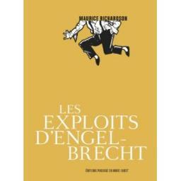 Les Exploits d'Engelbrecht_Maurice Richardson