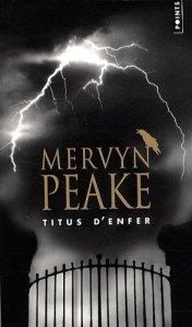 Titus d'enfer_Mervyn Peake